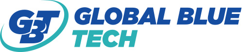 global blue tech logo